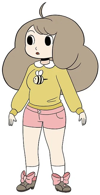 Crush Quotes For Him Wallpaper Bee And Puppycat Characters Tv Tropes