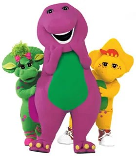 Image result for barney and friends
