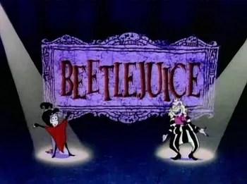beetlejuice western animation tv