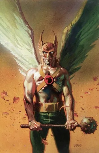 Fall Down Wallpaper Hawkman Characters Tv Tropes