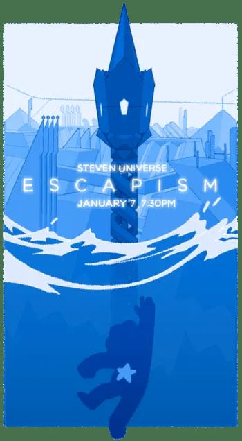 """Steven Universe S5E27 """"Escapism"""" Recap TV Tropes"""