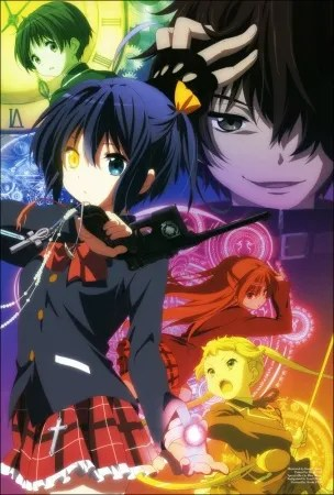 Love Chunibyo & Other Delusions Anime Order : chunibyo, other, delusions, anime, order, Love,, Chunibyo, Other, Delusions, (Light, Novel), Tropes