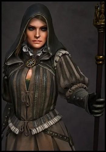 the witcher nilfgaardian empire