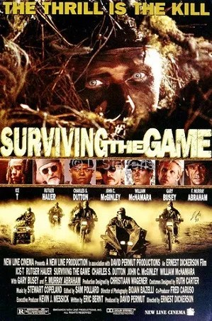 Surviving the Game Film  TV Tropes