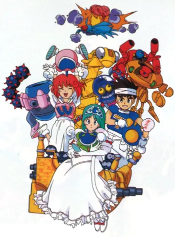 TwinBee (Video Game) - TV Tropes