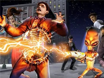 Image result for ray gun destroying objects pictures