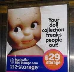 creepy doll tv tropes