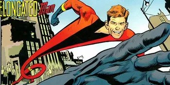 Image result for Elongated Man