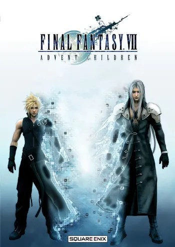 Meteor Falling Wallpaper Final Fantasy Vii Advent Children Anime Tv Tropes