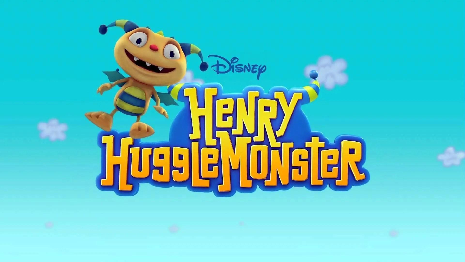 Disney Cartoon Characters Wallpapers In 3d Henry Hugglemonster Western Animation Tv Tropes