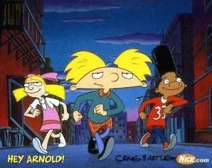 Hey Arnold!!