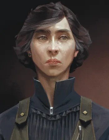 dishonored 2 characters tv