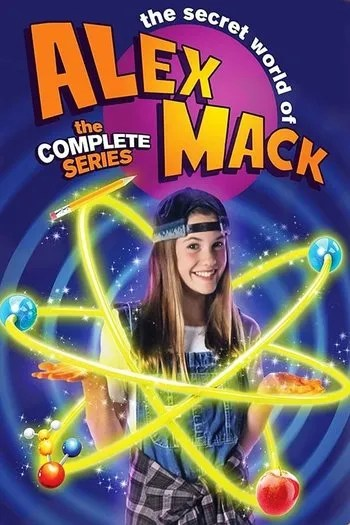 Secret Life Of Alex Mack : secret, Secret, World, (Series), Tropes