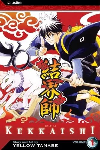 Kekkaishi Manga  TV Tropes
