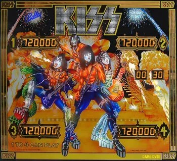 Kiss Wallpapers With Quotes Kiss Bally Pinball Tv Tropes