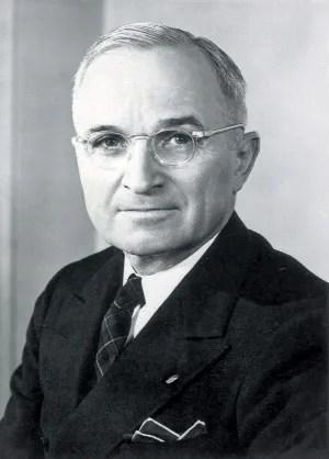Harry Truman  Useful Notes  TV Tropes