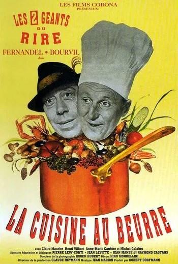 Critique du film La Cuisine au beurre - AlloCiné