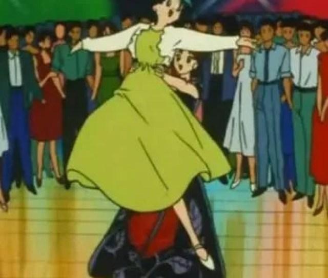 A Dancing Scene