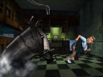 monster house nightmare fuel