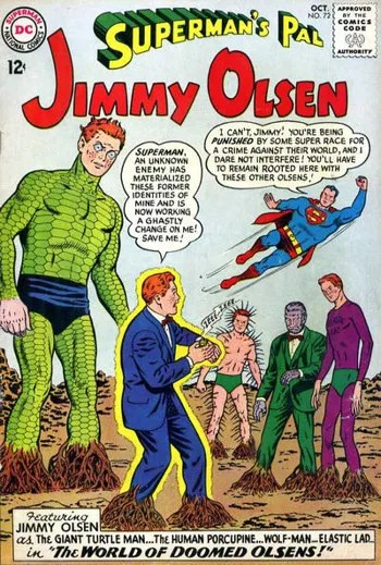 Image result for silver age of comics