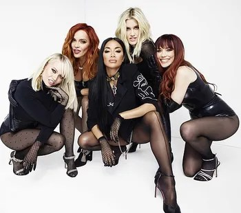 Pussycat Dolls (Music) - TV Tropes