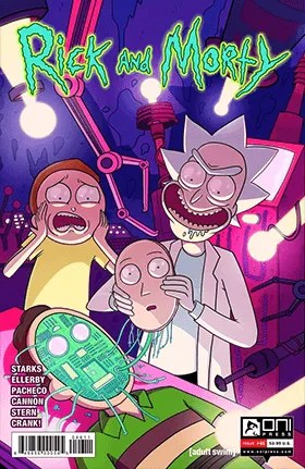 Rick And Morty A Way Back Home Full Game : morty, Morty, (Oni), (Comic, Book), Tropes
