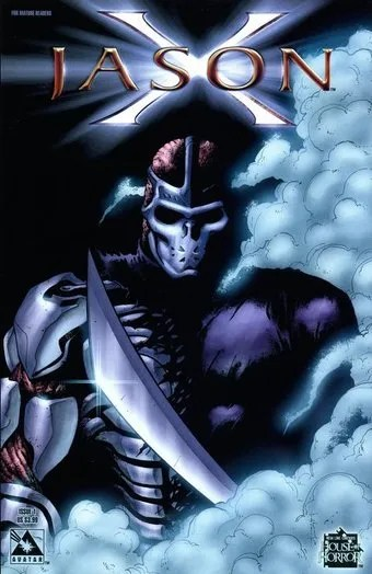 Friday The 13th Iphone Wallpaper Jason X Special Comic Book Tv Tropes