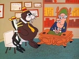 Image result for Tennessee Tuxedo and His Tales