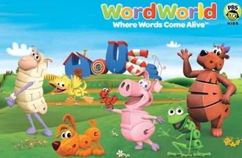 wordworld western animation tv