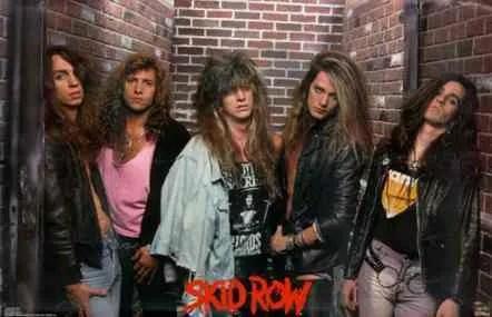 Skid Row (music)  Tv Tropes