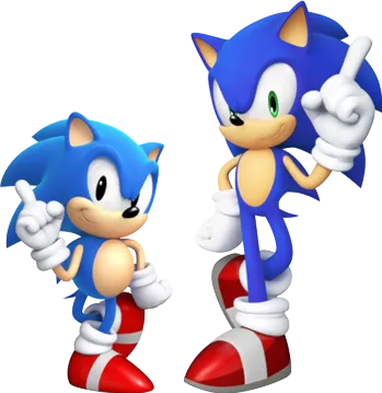 sonic the hedgehog franchise
