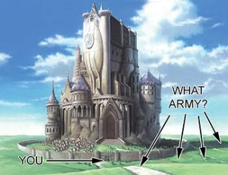 Does Not Illustrate: Storming The Castle TV Tropes Forum