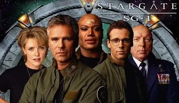 Stargate SG-1 (Series) - TV Tropes