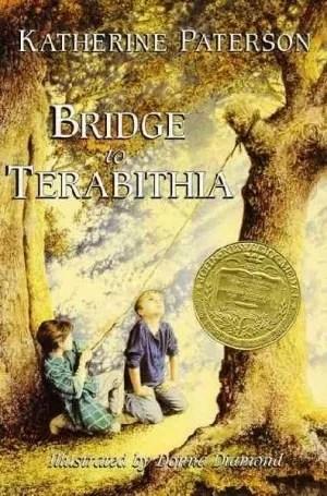 Výsledek obrázku pro the bridge to terabithia