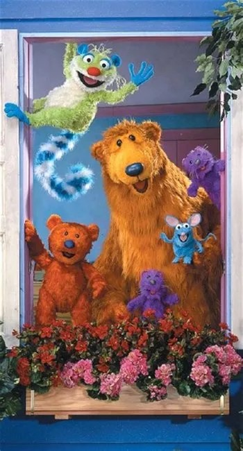 Bear In The Big Blue House Woodland Valley : house, woodland, valley, House, (Series), Tropes
