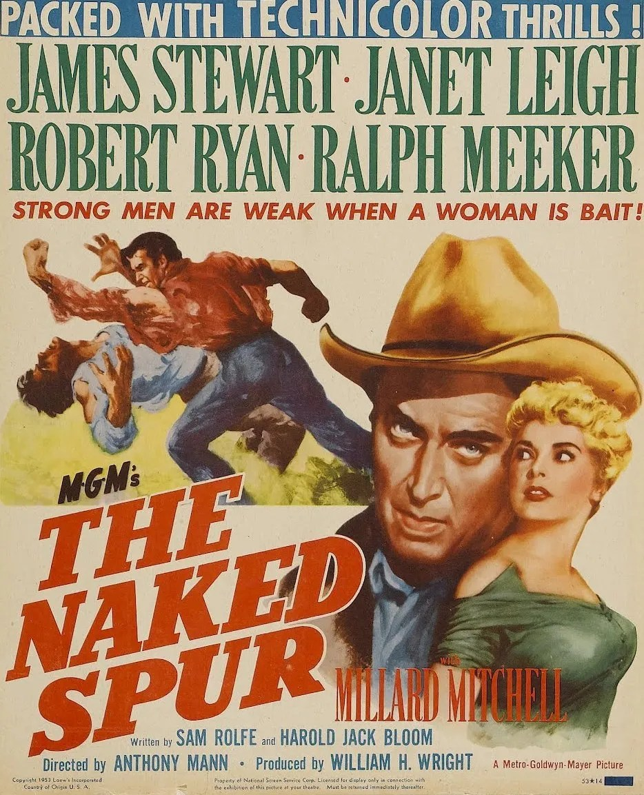 The Naked Spur (Film) - TV Tropes