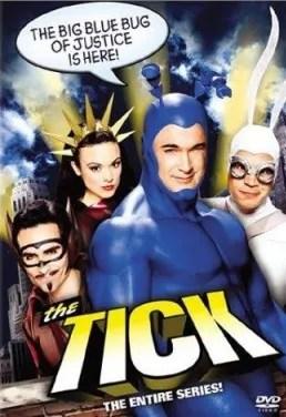 the tick 2001 series