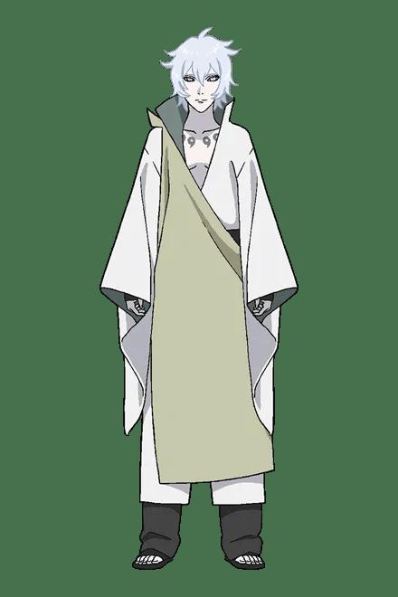Naruto Otsutsuki Clan Characters TV Tropes