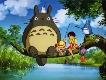 Little Girl Sleeping Wallpaper My Neighbor Totoro Anime Tv Tropes