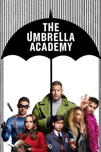 Umbrella Academy Saison 1 : umbrella, academy, saison, Umbrella, Academy, (2019), (Series), Tropes