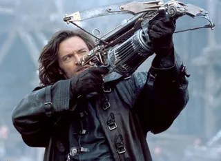automatic crossbows tv tropes