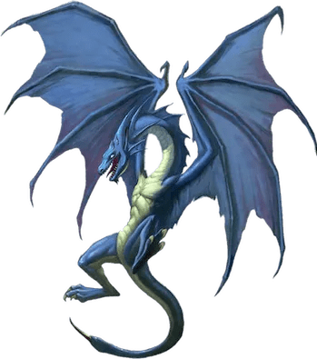 our wyverns are different