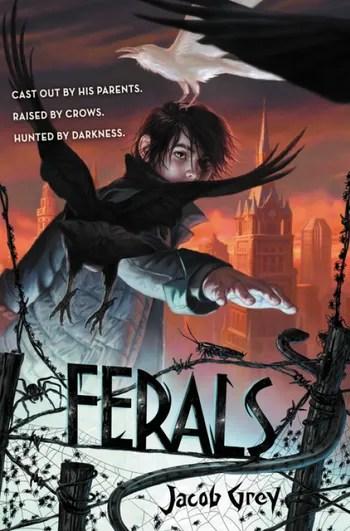 The Ferals Tv : ferals, Ferals, (Literature), Tropes