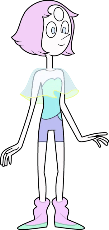 Steven Universe  Pearl  Characters  TV Tropes