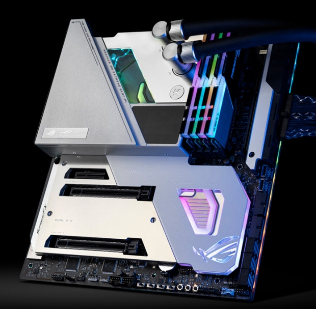 ASUS Z690 + ROG Maximus XIV mobos teased for Intel Alder Lake CPUs 04 | TweakTown.com