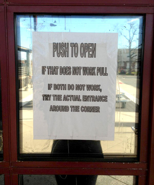 Funny Business Signs 20