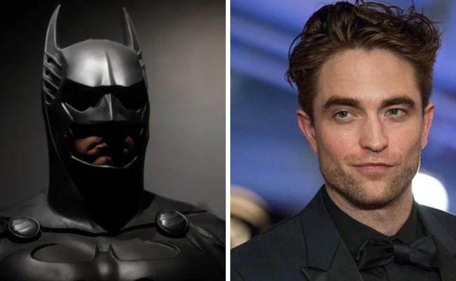 Twilight Star Robert Pattinson Cast As New Batman 22 Words