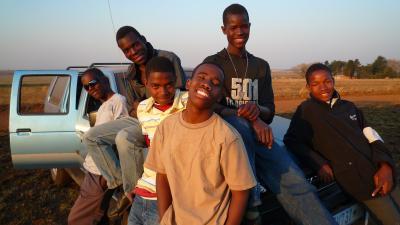 Ithuba School Kids