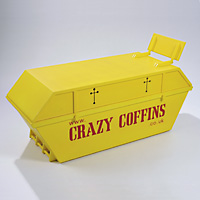 crazycoffin