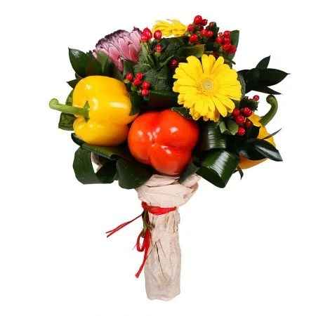 Order The Vegetable Bouquet With Delivery